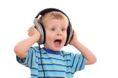 Entspannen Sie sich - Musik Stockbilder