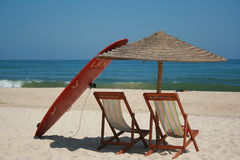 Entspannen Sie sich während der Sommerzeit stockfotografie