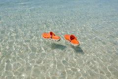 Entspannen Sie sich Zeit auf Sommer in der tropischen Zone Lizenzfreie Stockfotografie