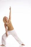 Entspannende Übungen Stockbilder