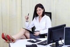 Entspannender Job Lizenzfreie Stockfotos
