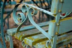 Entspannender Stuhl Stockfoto
