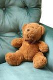 Entspannender Teddybär lizenzfreies stockbild