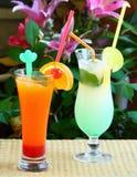 Entspannendes Getränk lizenzfreies stockfoto