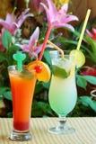 Entspannendes Getränk lizenzfreie stockfotografie
