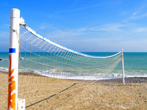 Entspannendes nahes das Meer Stockfotos