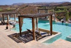 Entspannendes Pool Stockbilder