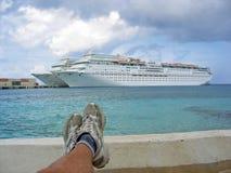 Entspannung-Veranschaulichung Lizenzfreie Stockfotografie
