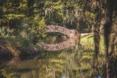 Entsteinen Sie Brücke Lizenzfreie Stockbilder