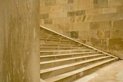 Entsteinen Sie Treppen Stockfoto