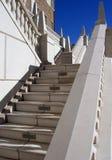 Entsteinen Sie Treppenhaus Stockbilder