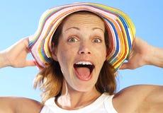 Entusiasmo foto de archivo libre de regalías
