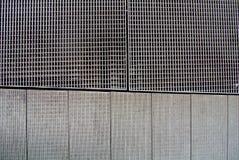 Entwässerungs-Gitter Lizenzfreies Stockfoto