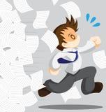 Entweichen von der Arbeit Stockfotos
