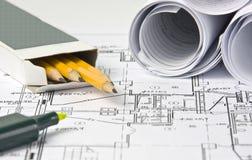 Entwerferarbeitsbereich Lizenzfreie Stockfotos