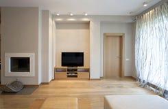 Entwerferwohnzimmer Stockbilder