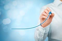 Entwicklungswachstum und -verbesserung Lizenzfreie Stockfotos