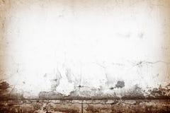 Entworfene Zement-Wandbeschaffenheit des Schmutzes alte, Hintergrund Lizenzfreies Stockfoto