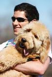 Entzückender Hund Lizenzfreie Stockbilder