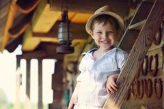 Entzückendes Kind Lizenzfreies Stockbild