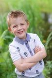 Entzückendes Kind Stockfotografie