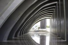 Entziehen Sie Architekturhintergrund Lizenzfreies Stockbild