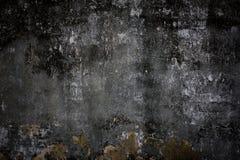 Entziehen Sie die alte grunge Wand für Hintergrund Lizenzfreie Stockfotografie
