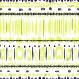 entziehen Sie Hintergrund Buntes nahtloses Muster stock abbildung