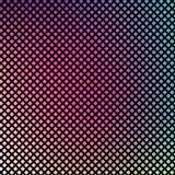 entziehen Sie Hintergrund Mosaik auf buntem Schirm Lizenzfreies Stockfoto