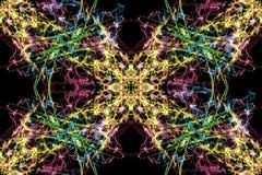entziehen Sie Hintergrund Nahtloses Muster der Fliese stockfoto