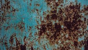 entziehen Sie Hintergrund Rostiges Metall, rostiges Eisen lizenzfreie stockbilder