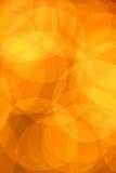 entziehen Sie Hintergrund Unscharfes buntes Kreise bokeh Lizenzfreies Stockbild