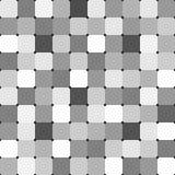 Entziehen Sie kein nahtloses Muster der Farbe. Stockbild