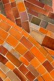 Entziehen Sie Mosaik Stockbild