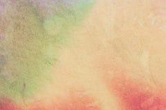 Entziehen Sie Wasser-Farbe lizenzfreie abbildung