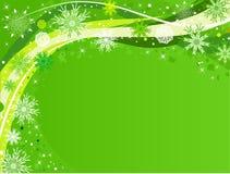 Entziehen Sie Weihnachtshintergrund Stockbilder
