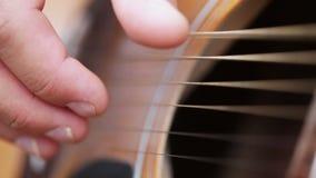Enumerating strings stock footage