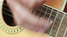 Enumerating strings stock video footage