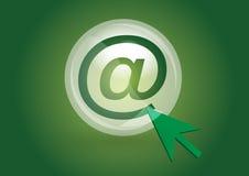 Envíe el correo Foto de archivo libre de regalías