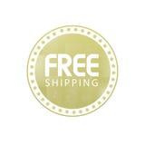 Envío libre Imágenes de archivo libres de regalías
