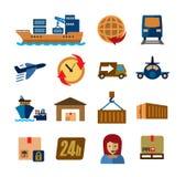 Envío y cargo Imagenes de archivo
