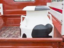 Envase de la leche. Fotos de archivo libres de regalías