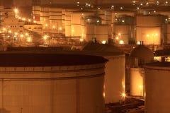 Envase del petróleo Imagen de archivo libre de regalías