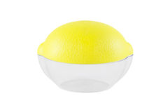 Envase para los limones Imagen de archivo