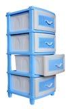 Envase plástico del lavadero en un fondo blanco. fotografía de archivo libre de regalías