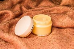 Envases de los cosméticos Imagen de archivo libre de regalías