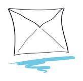 Envelop Stock Fotografie