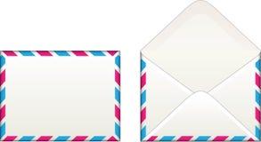 Envelop royalty-vrije illustratie