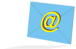 Envelop Stock Image