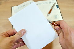 Envelop Royalty-vrije Stock Afbeeldingen